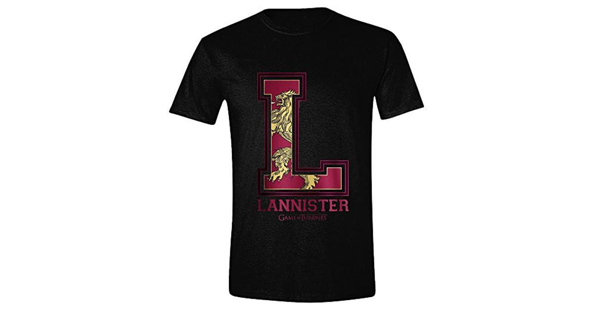 camiseta remera lannister