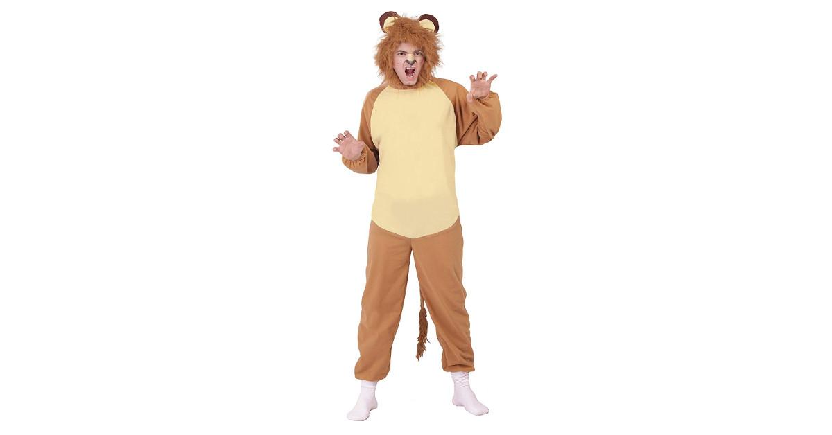 disfraz leon leona leones