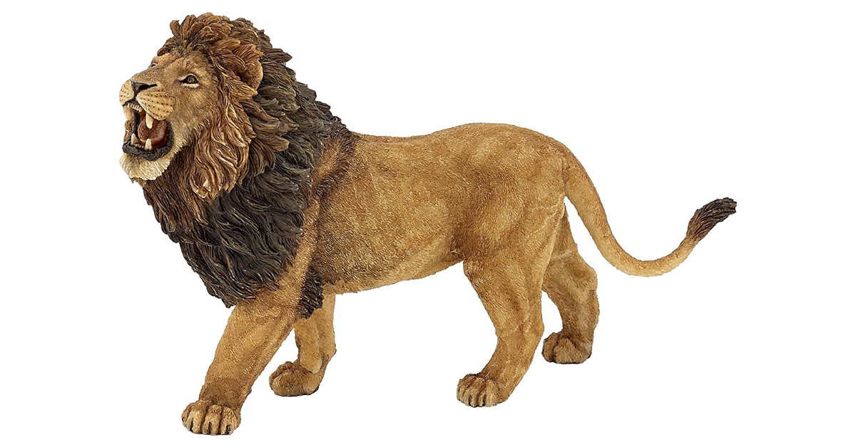 figuras fiiguritas miniaturas leon rey leona leones