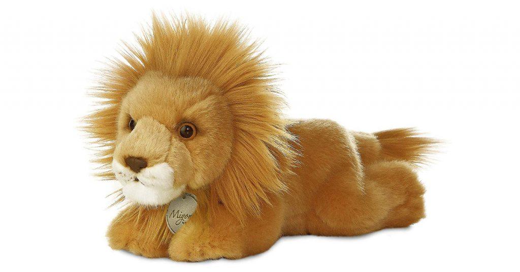 peluches leon rey leona leones