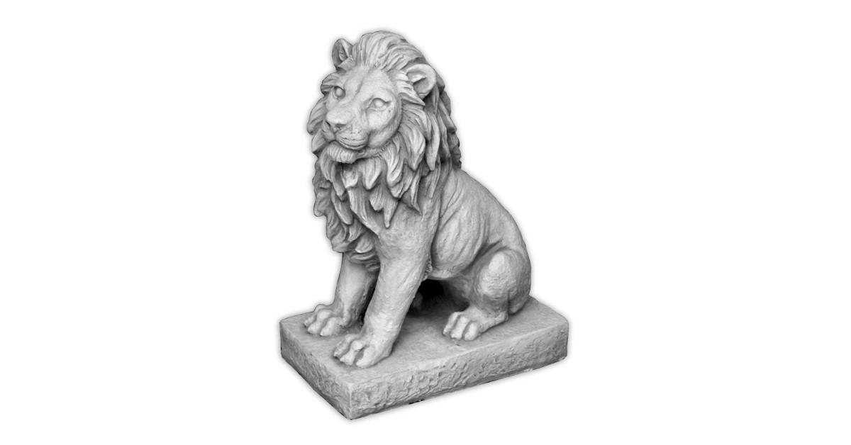 leones de piedra