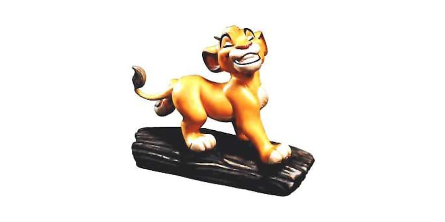 figuras del rey leon