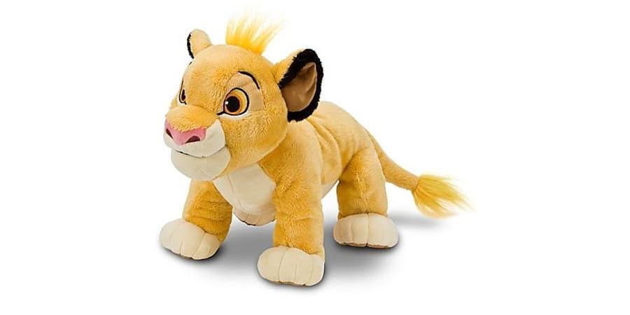 peluches rey leon simba