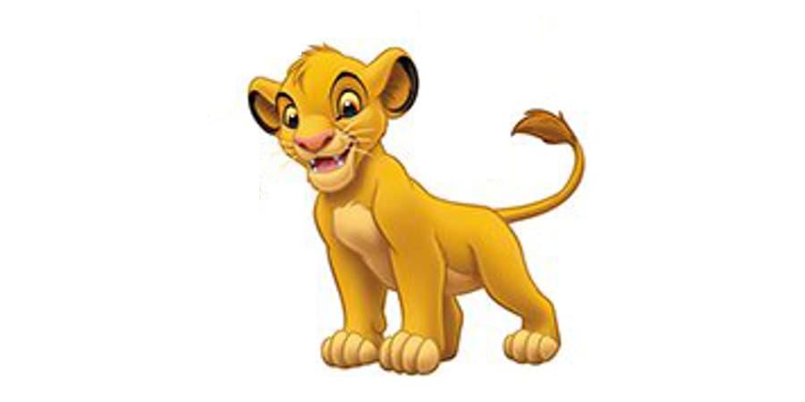 simba rey leon pequeño