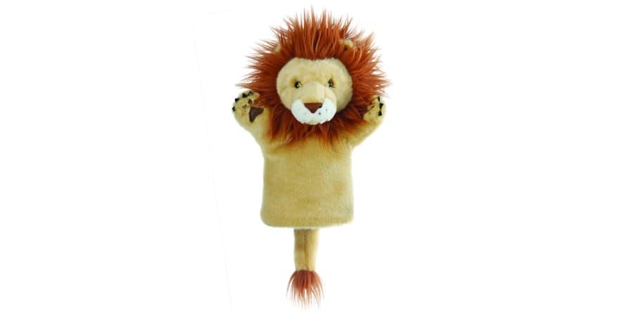titeres marionetas de leones leonas tienda online comprar